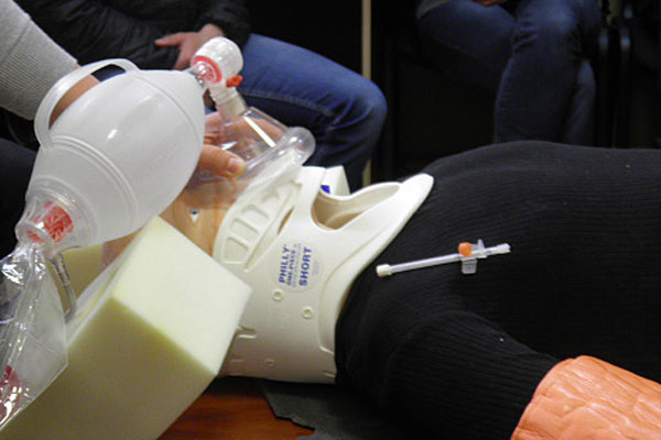 Тренинг по неотложной помощи пациентам с травмой