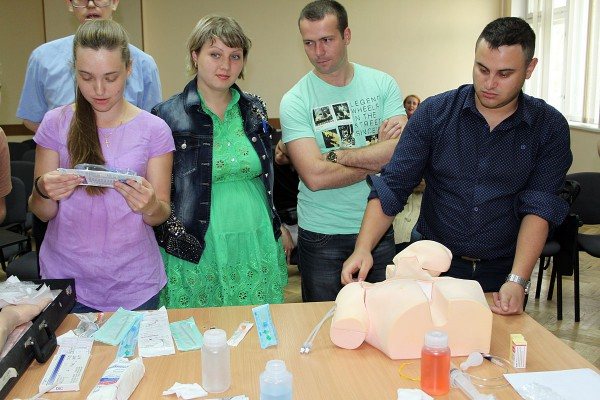 Британский вариант экзамена OSCE для интернов 2-го года обучения