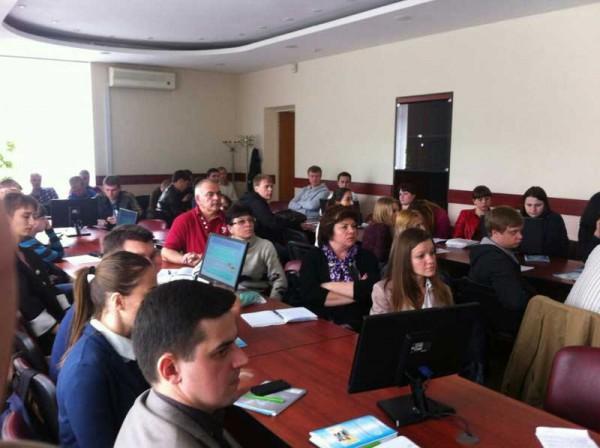 """""""Трещинские чтения"""" в рамках Всеукраинской научно-практической конференции молодых ученых"""