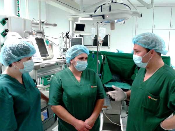 """Цикл ТУ """"Особенности анестезии и ИТ у хирургических пациентов с кардиальной патологией"""""""
